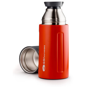GSI Glacier SS Vacuum Bottle 500ml red